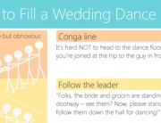 How to Fill a Wedding Dance Floor
